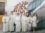 Erstkommunion in Mariae Himmelfahrt um 11 Uhr