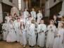 Erstkommunion in Mariae Himmelfahrt um 9 Uhr