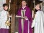 Heilige Messe mit Aschenauflegung