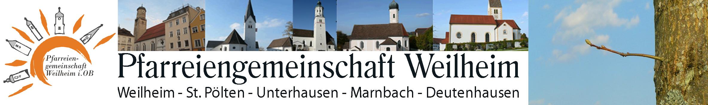 Katholische Pfarreiengemeinschaft Weilheim